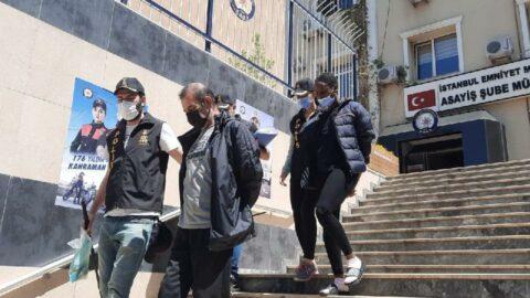 Azmettiren Ugandalı, sahte polisler Türk çıktı
