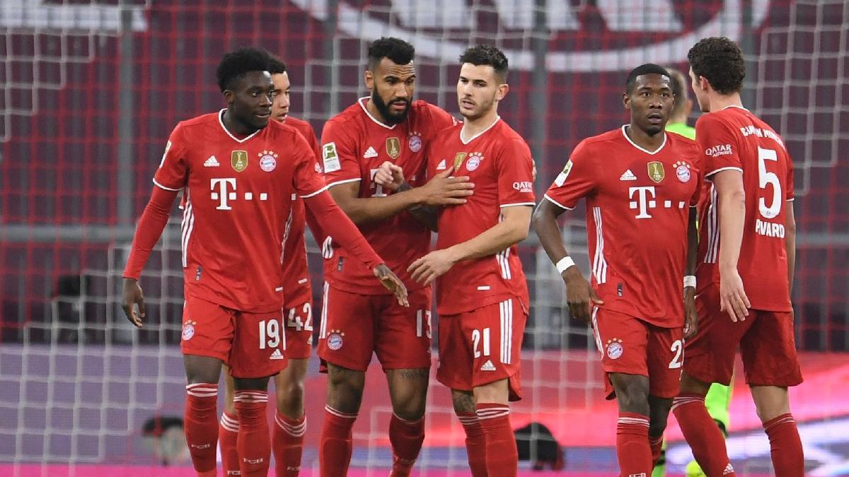 Bundesliga'da Bayern Münih şampiyon oldu