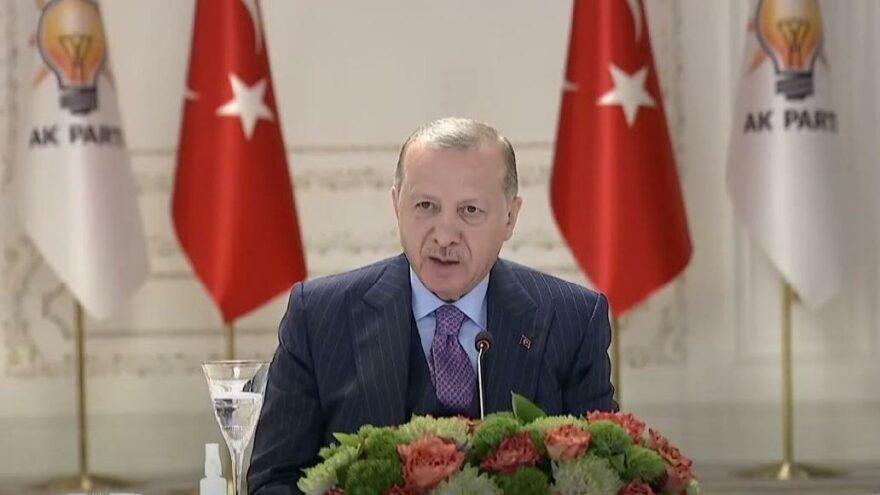 Cumhurbaşkanı Erdoğan'dan yüz yüze eğitim açıklaması