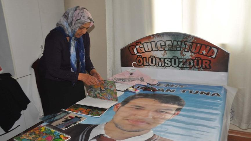 Reyhanlı'daki terör saldırısında oğlunu kaybeden Fatma Tuna: Bizim için Anneler Günü yok
