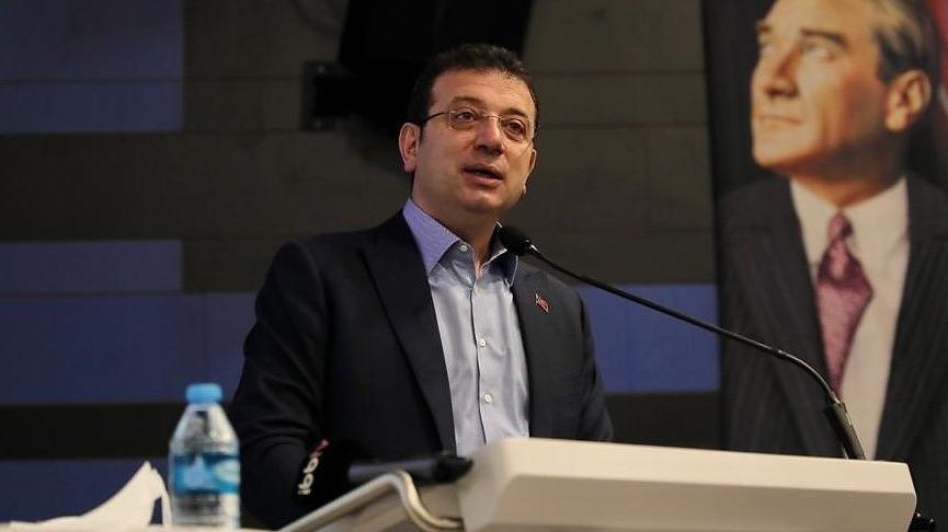 Ekrem İmamoğlu: İstanbul'da son bir yıldır 1.5 milyon haneye katkı sunmak durumunda kaldık