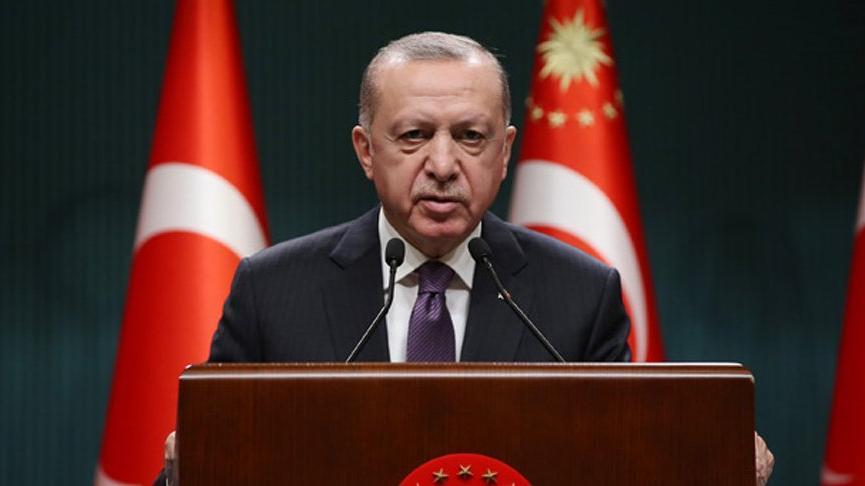 Cumhurbaşkanı Erdoğan'dan İsrail'e tepki