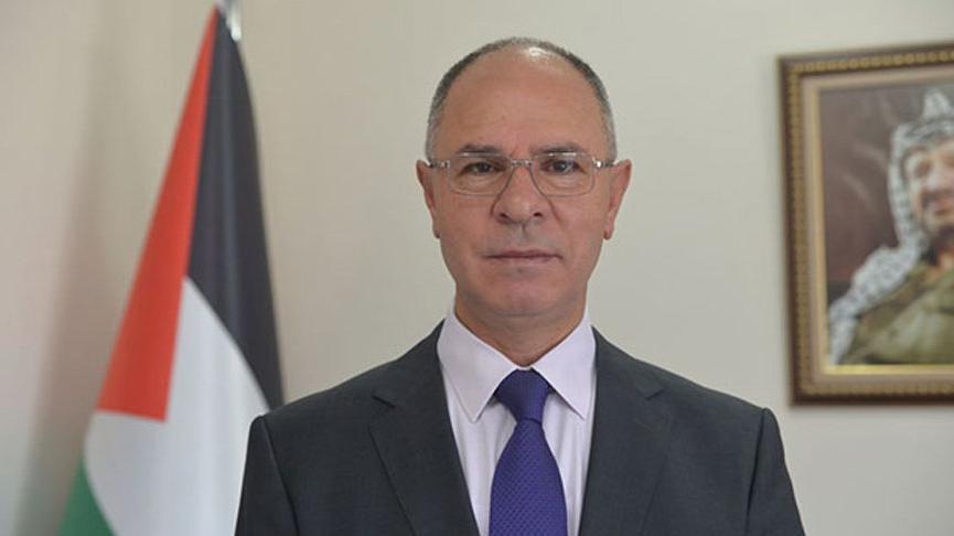 Filistin'in Ankara Büyükelçisi'nden Mescid-i Aksa açıklaması