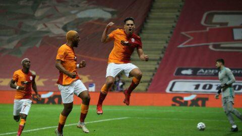 Galatasaray lider Beşiktaş'ı devirdi! Şampiyonluk yarışı son 2 haftaya kaldı...