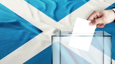 İskoçya'da genel seçimleri bağımsızlık yanlısı SNP kazandı
