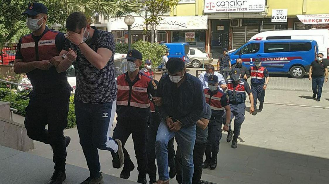 Tarihi eser operasyonu: 2 muhtar tutuklandı