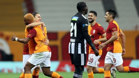 Galatasaray'ın haklı galibiyeti