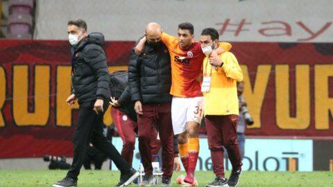 Galatasaray'a bir iyi, bir de kötü haber!