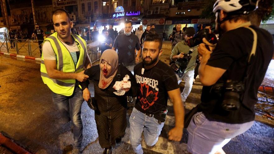 İsrail'in şiddeti bitmiyor: 90 kişi yaralandı