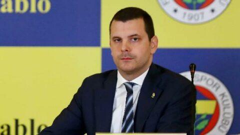 Fenerbahçe'den Beşiktaş'a tepki! Metin Sipahioğlu: Tertemiz mücadele veriyoruz