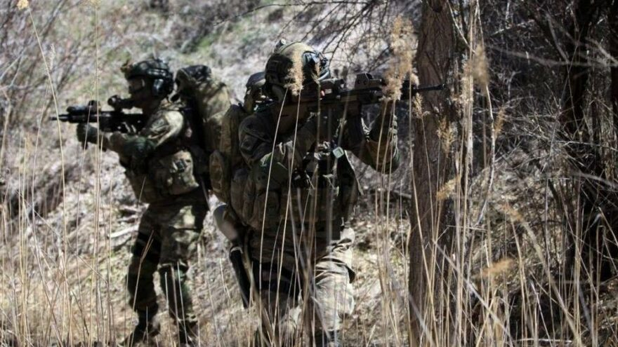 Metina'da teröristler etkisiz hale getirildi