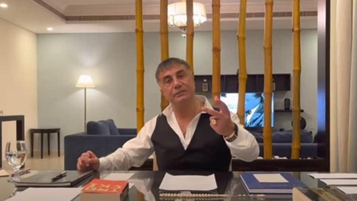 İçişleri Bakanlığı'ndan Sedat Peker açıklaması