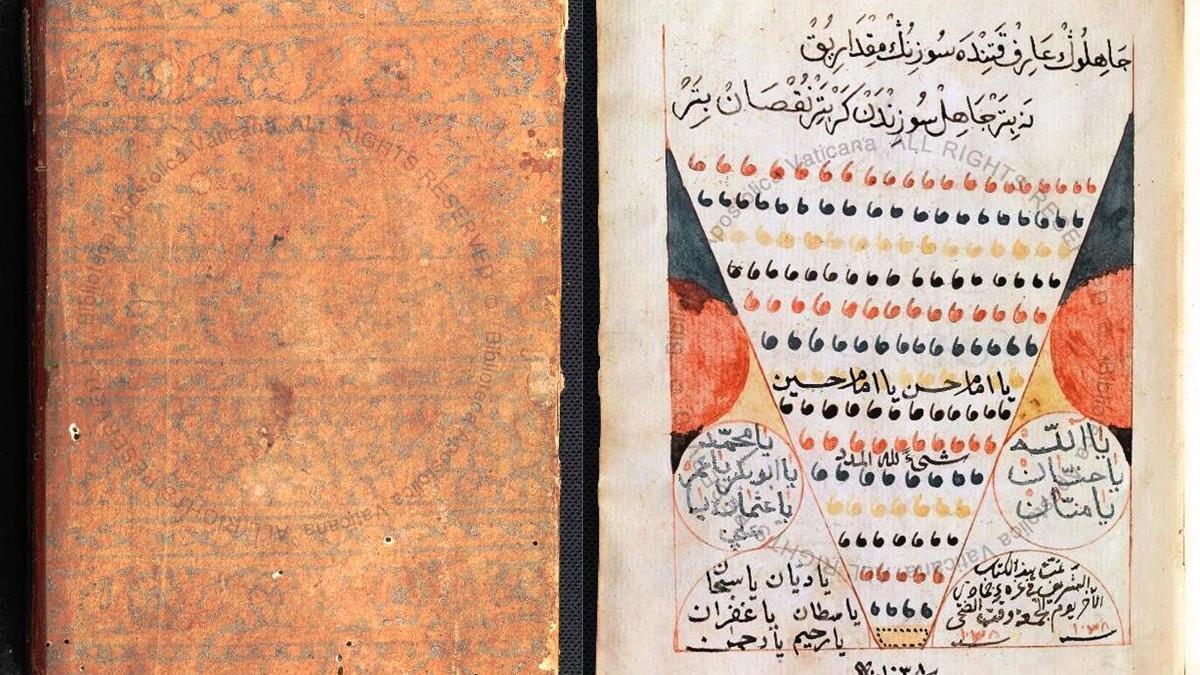 Vatikan'ın dijital arşivinde Yunus Emre'nin gün yüzüne çıkmamış yeni divanı bulundu