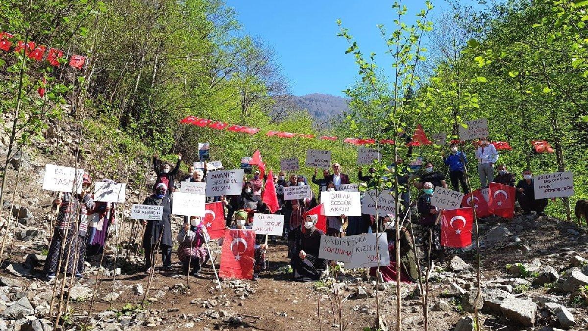 Ormancılar Derneği'nden İkizdere açıklaması: Doğa düşmanı proje derhal iptal edilmeli
