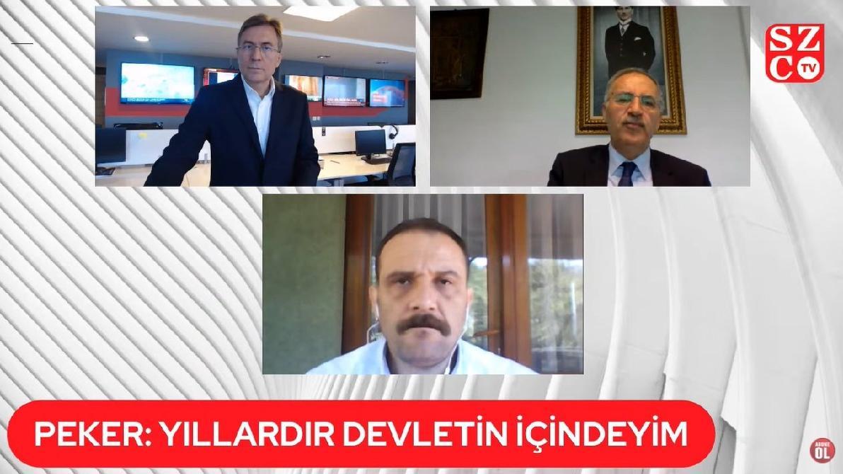 Saygı Öztürk, Sedat Peker ile görüşmesini anlattı