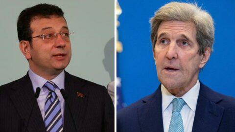 Ekrem İmamoğlu'nun sözleri sonrası John Kerry: Şaşırdım