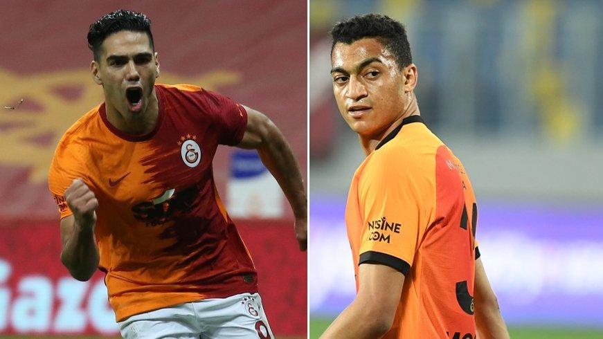 Galatasaray'ın Denizlispor kadrosu açıklandı! Falcao ve Mohamed sürprizi...