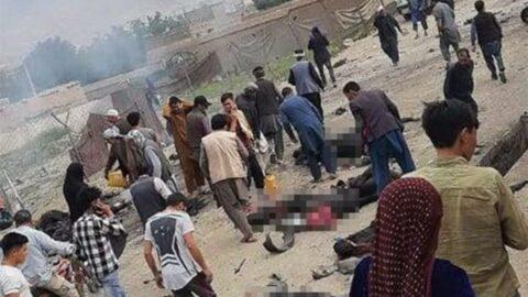 Okul saldırısında ölü sayısı 85'e yükseldi