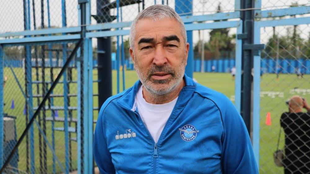 Şampiyon Adana Demirspor, Samet Aybaba'yı bırakmadı