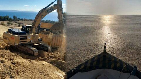 Saros için kritik salya kirliliği uyarısı