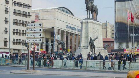 Ankaralıların yüzde 59'u salgın sürecinde ekonomik yönden olumsuz etkilendi