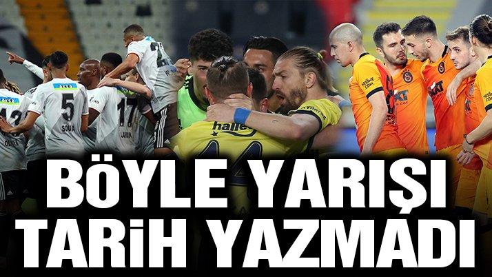 Böyle yarışı tarih yazmadı | Süper Lig
