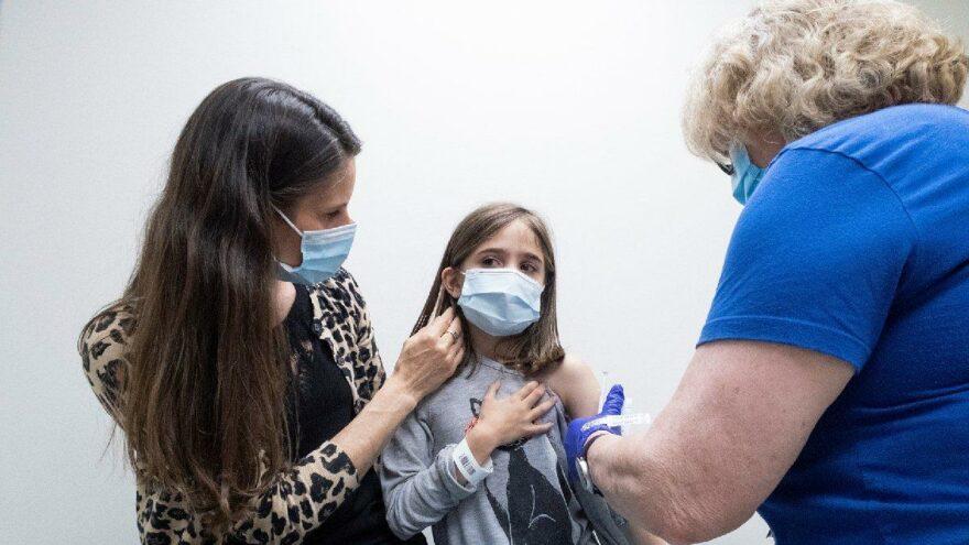 Aşıda kritik gelişme… FDA'dan Pfizer-BioNTech aşısı için 12 yaşa kadar onay