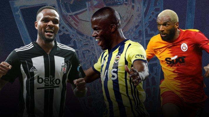 Süper Lig'de müthiş gece! Devlerin düellosu