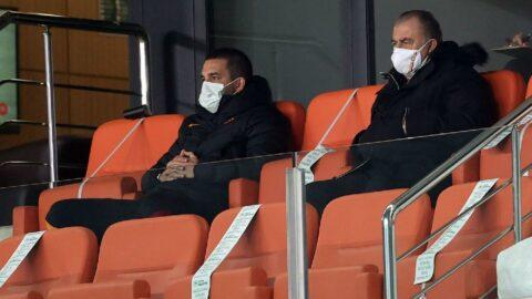 Fatih Terim ile Arda Turan'ın maç öncesi diyaloğu: Merak etme ikisi de kaybeder