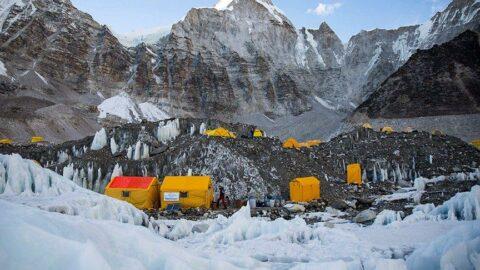 Nepal'de dağcılara çağrı: Boş oksijen tüplerinizi geri getirin