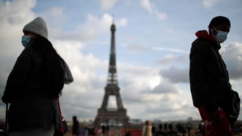 Fransa'da son 24 saatte 19 bin 791 yeni vaka