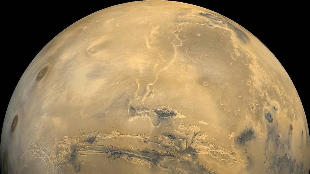Mars'ta aktif volkanlar olabilir