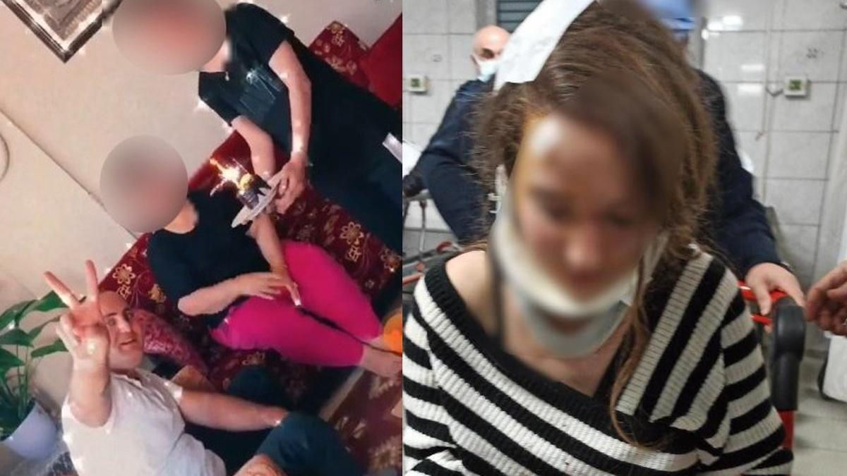 Muştalı saldırganın 'pardon' dedi serbest kaldı