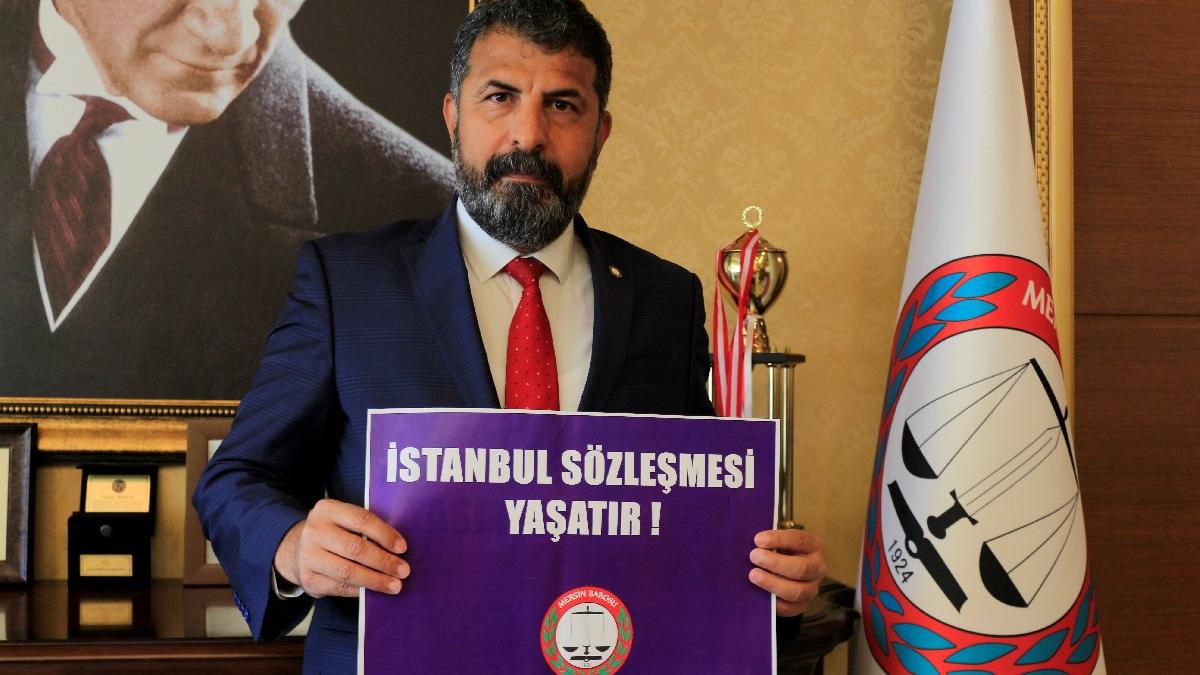 78 barodan İstanbul Sözleşmesi açıklaması: Vazgeçmiyoruz