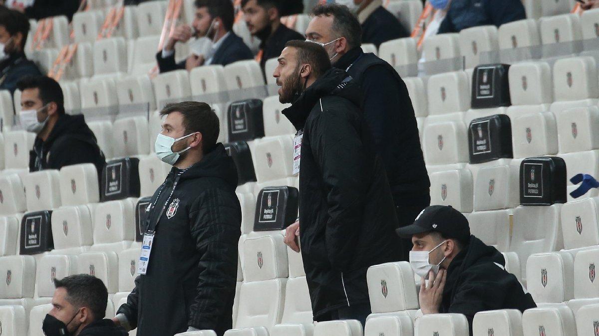 Beşiktaş, Cenk Tosun ve Aboubakar PFDK'ya sevk edildi