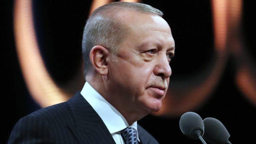 Cumhurbaşkanı Erdoğan: Avrupa giderek bir açık hava hapishanesine dönüşüyor