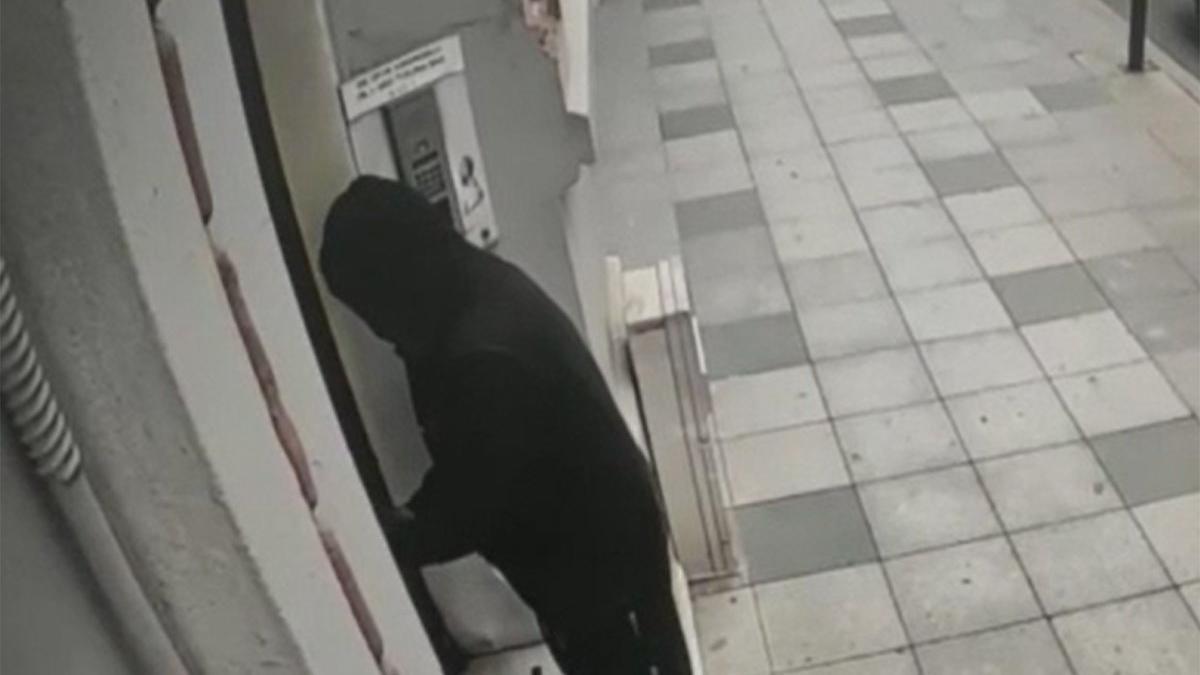 Şişli'de 'pes' dedirten hırsızlık