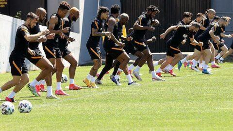 Galatasaray, Yeni Malatyaspor maçı için 2 günlük kampa giriyor