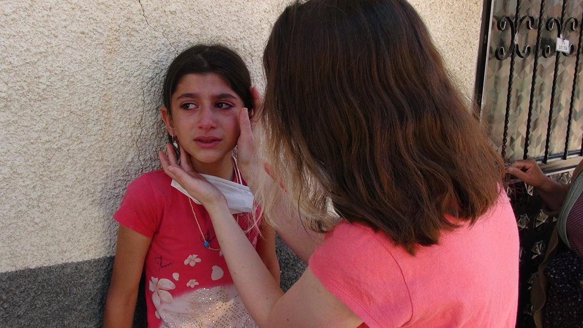 Gördükleri karşısında gözyaşlarını tutamadı