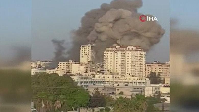 İsrail'in Gazze'ye saldırıları devam ediyor