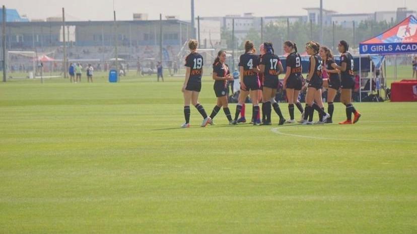 Türk kadın futboluna ABD'den destek... Biri 14, diğeri 17 yaşında