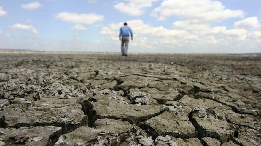 Kuraklık çiftçileri vurdu, bakanlık çalışma başlattı