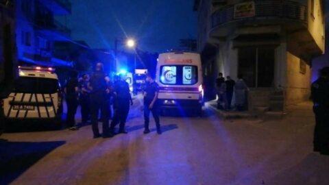 İzmir'de silahlı kavga! Yaralılar var