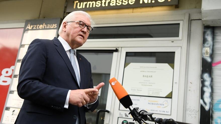 Almanya Cumhurbaşkanı'ndan Ramazan Bayramı mesajı