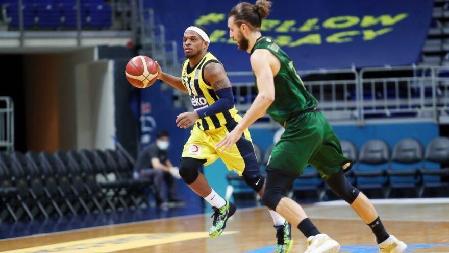 Fenerbahçe'yi De Colo kurtardı