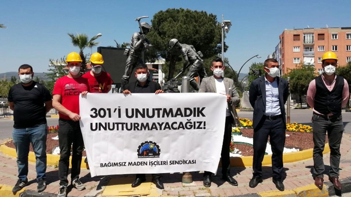 Somalı madenciler isyan etti: İki Türkiye var. Birisi işçilerin, birisi patronların Türkiye'si