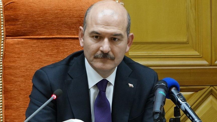 Süleyman Soylu Sedat Peker'e yanıt verdi