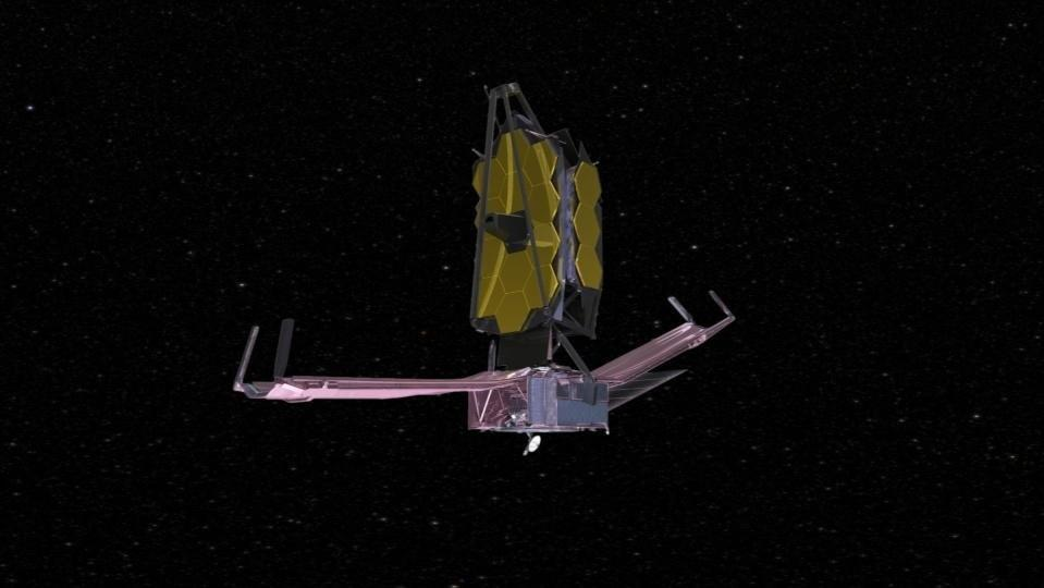 Milyar dolarlık teleskop evrendeki ilk yıldızları inceleyecek