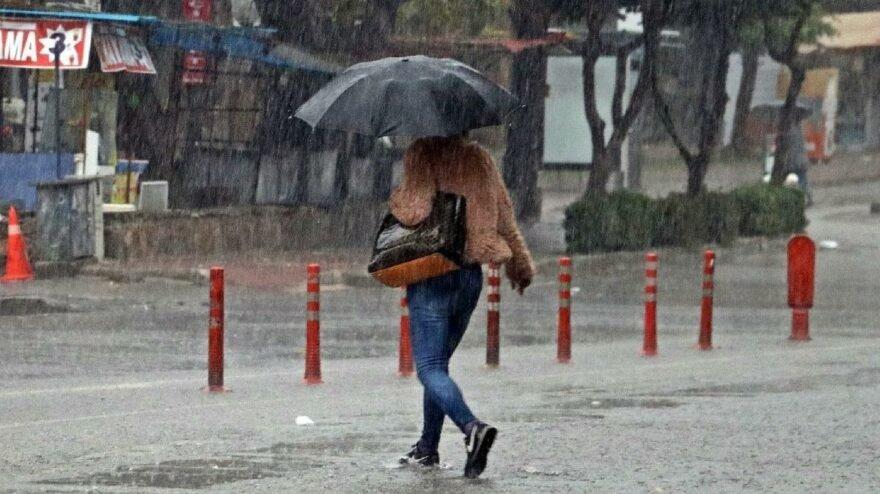Kapanmanın ardından yağışlı günler geliyor