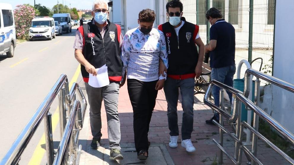 Dayakçı babasını öldüren genç tutuklandı